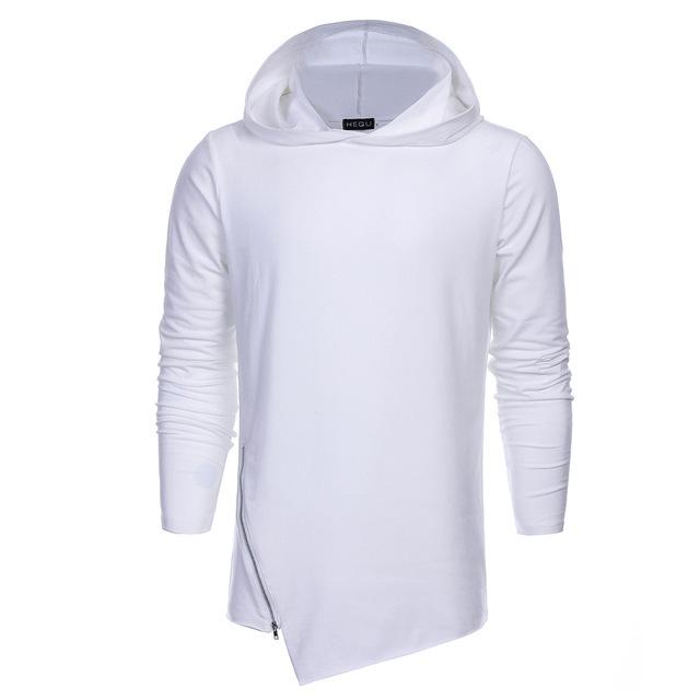 e779c6e9 Толстовка худи с длинным рукавом и капюшоном белая заказать через интернет